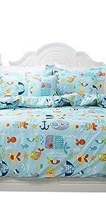 Brandream Kids Bedding