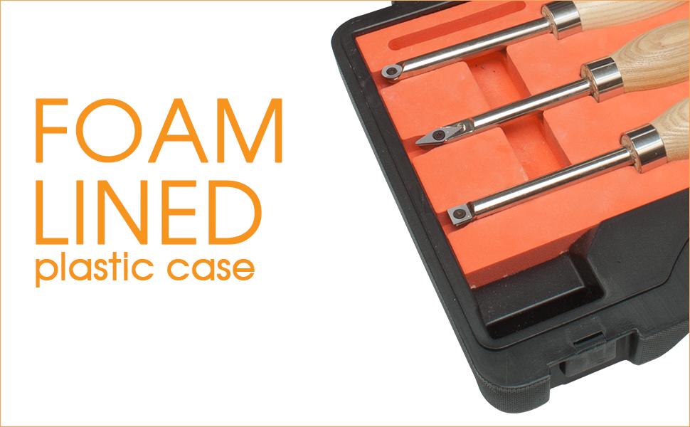 foam lined case