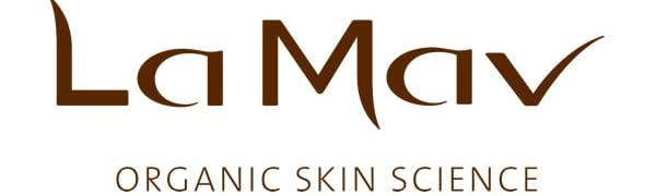 La Mav Facial Cleanser Face Wash Foaming Organic