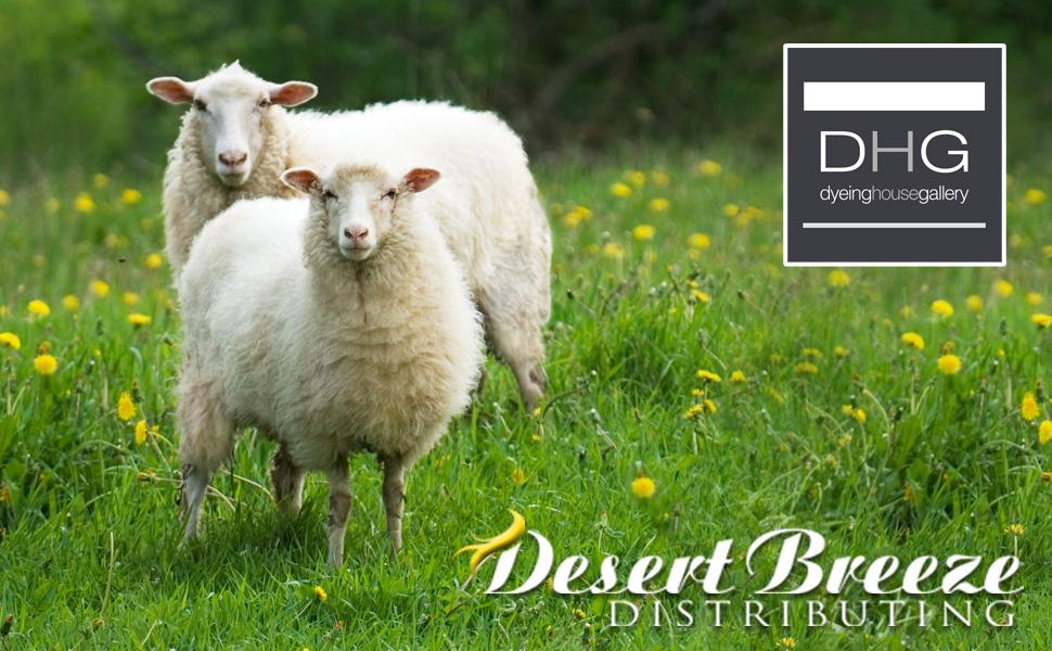 DHG Wool for felting