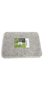 wool needle felting pad cushion