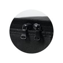 Dual Zipper Top
