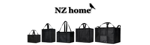 NZ home insulated bag banner company logo