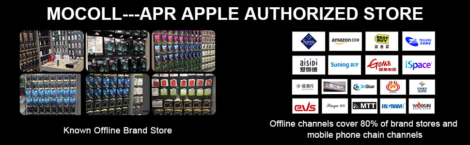 MOCOLL-APR APPLE AUTHORIZED OFFLINE STORES