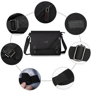 laptop messenger bag women
