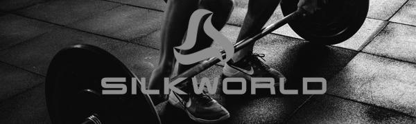 SILKWORLD RUNNING SHORTS