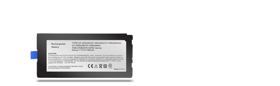 CF-VZSU29 Battery