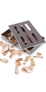 meat smoker box
