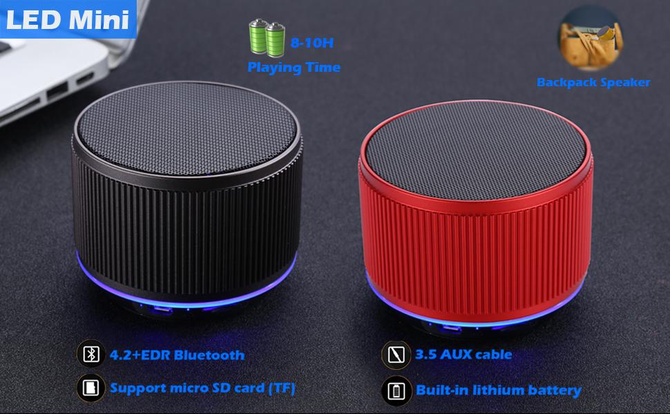 Alfway Bluetooth speakers