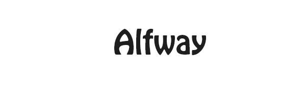 Alfway