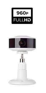 wide view angle wifi ip camera