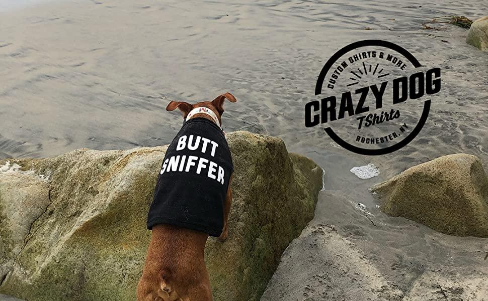 butt sniffer czd logo