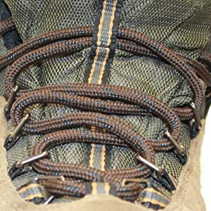 FeetPeople Reinforced Kevlar Round Laces