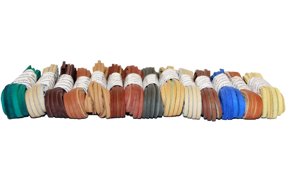 FeetPeople Leather Laces! Variety of Colors!