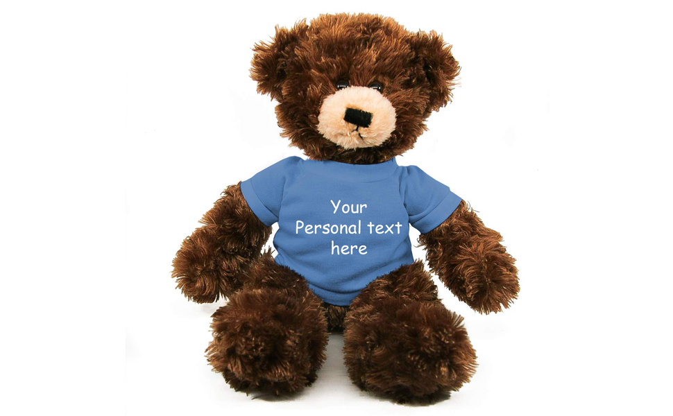 Teddy bear gift for kids adorable Valentine day babies child children infant plush stuffed toys nice
