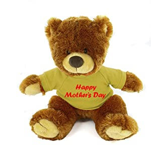 love knitted puppet birthday mother day soft cute animal kids for girlfriend university logo vivid