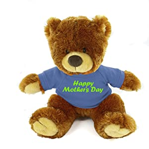 puppet birthday mother day soft cute animal kids for girlfriend university logo school love bear
