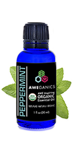 peppermint, peppermint oil, essential oil, organic peppermint