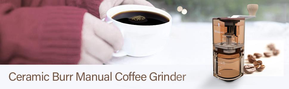 Misspet Manual Coffee Grinder