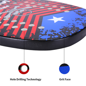 Hole Drilling Technology and Grit Face