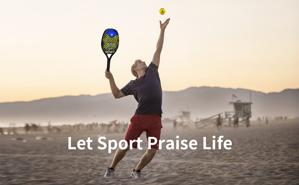 Let Sport Praise Life