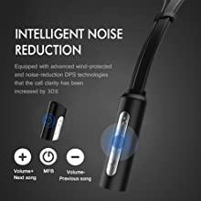 Bluetooth Neckband Headphones