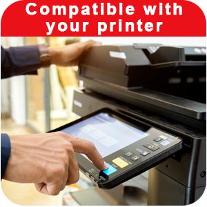 printer, cartridges, toner, ink