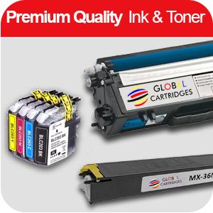 premium quality, toner, cartridges, ink