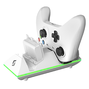 xbox one controller battery white