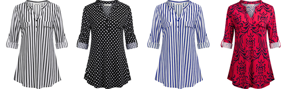 stripe shirts for women