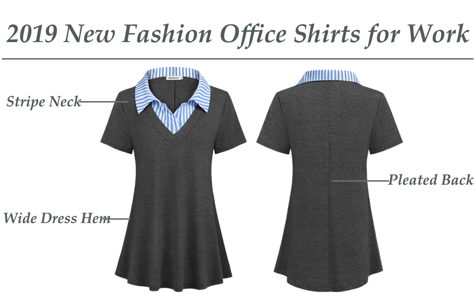 office shirts for women