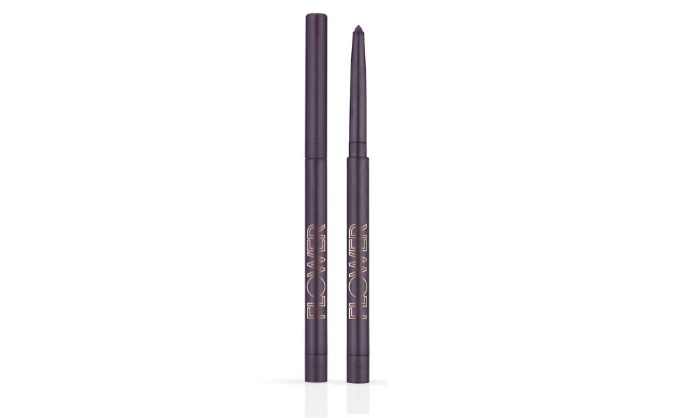 Flower Beauty Vinyl-Eyes Glossy Gel Eyeliner, Purple Quartz