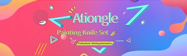 painting knife set