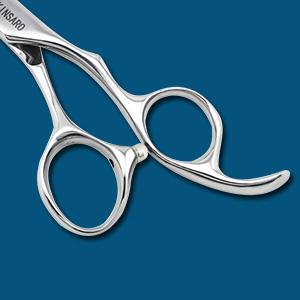 Scissors handle