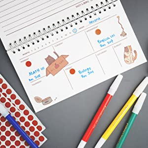 colored dot stickers for all purpose