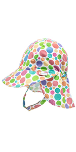 nozone baby flap sun hat swim toddler protective
