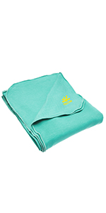 nozone sun protective baby blanket