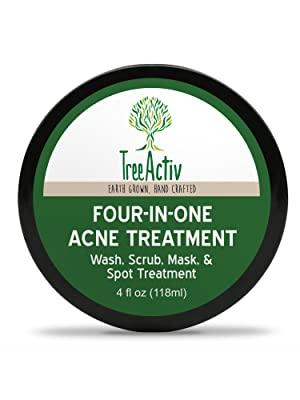 TreeActiv Four In One Acne Treatment
