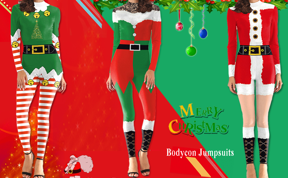 Christmas party costumes for women