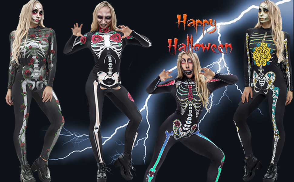 hallowen bodysuits