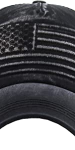 FLAG VINTAGE BALLCAP