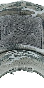 USA TACTICAL OPERATOR VINTAGE BALLCAP