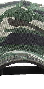 ADJUSTABLE ARMY CAP