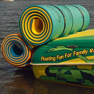 Raft Float Boat Lake Water Fun