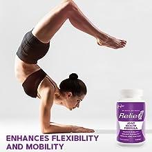 Enhances Flexibility and Mobility