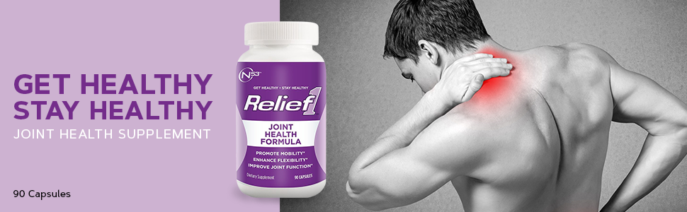 Relief1 Supports Healthy Immune System
