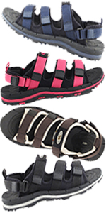 Gold Pigeon Shoes Sandals Slides Flip-fops Men Women Comfort GP City Strappy Sandal