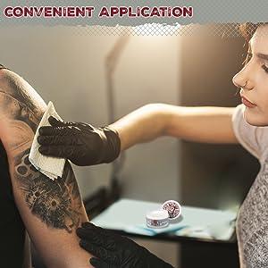 Easy Application Tattoo Cream