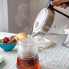 electric tea kettle