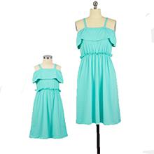 strap dress for girls